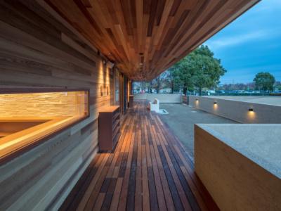 トレジャーキッズふれあい緑地保育園|遠山健介建築設計事務所