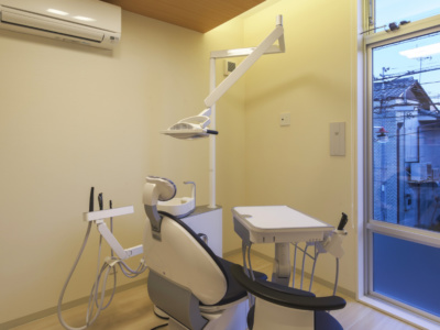 水野歯科診療所|遠山健介建築設計事務所